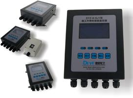 DYZ型施工升降机智能监控器(带gprs远程监控,gps定位,指纹识别,数据存储导出功能)